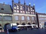 Lubeck Rathaus (city hall)