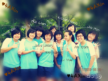 2010 4A Xin Girls