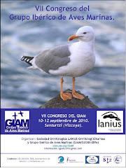 VII Congreso Ibérico de Aves Marinas