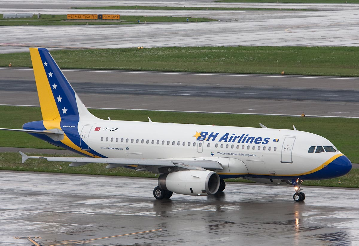 Airline Airlines Biend HLB (B & H Airlines). Official sayt.2