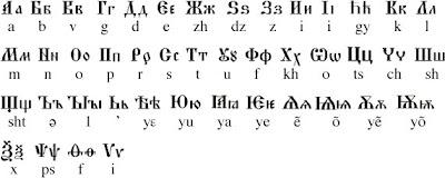 det græske alfabet