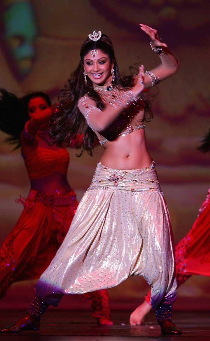 Shilpa Shetty Dance