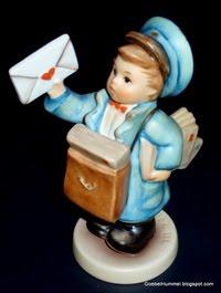 """Postman"" Hummel #119"