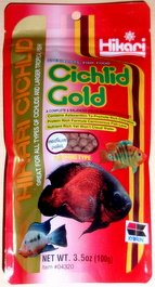 Featured Aquarium Supply Deal - Cichlid Floating Pellets