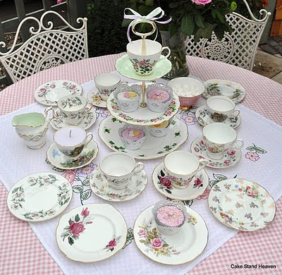 summer tea set