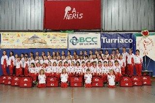 La squadra del P.A. Pieris