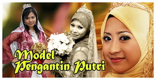 Klik foto di bawah utk melihat model pengantin wanita