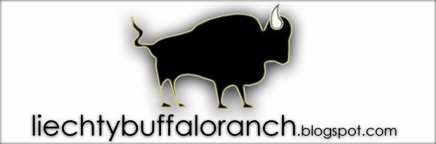 Liechty Buffalo Ranch Blog