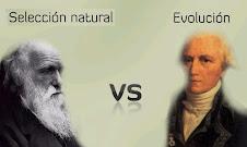 Darwin v/s Lamarck.