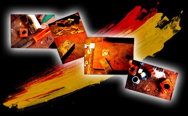 Diseños en Madera y Metal