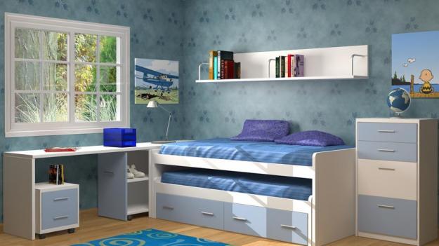 Trendy home dormitorios for Dormitorios juveniles en amazon