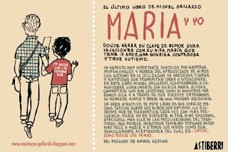 imagen portada del libro María y Yo de Miguel Gallardo