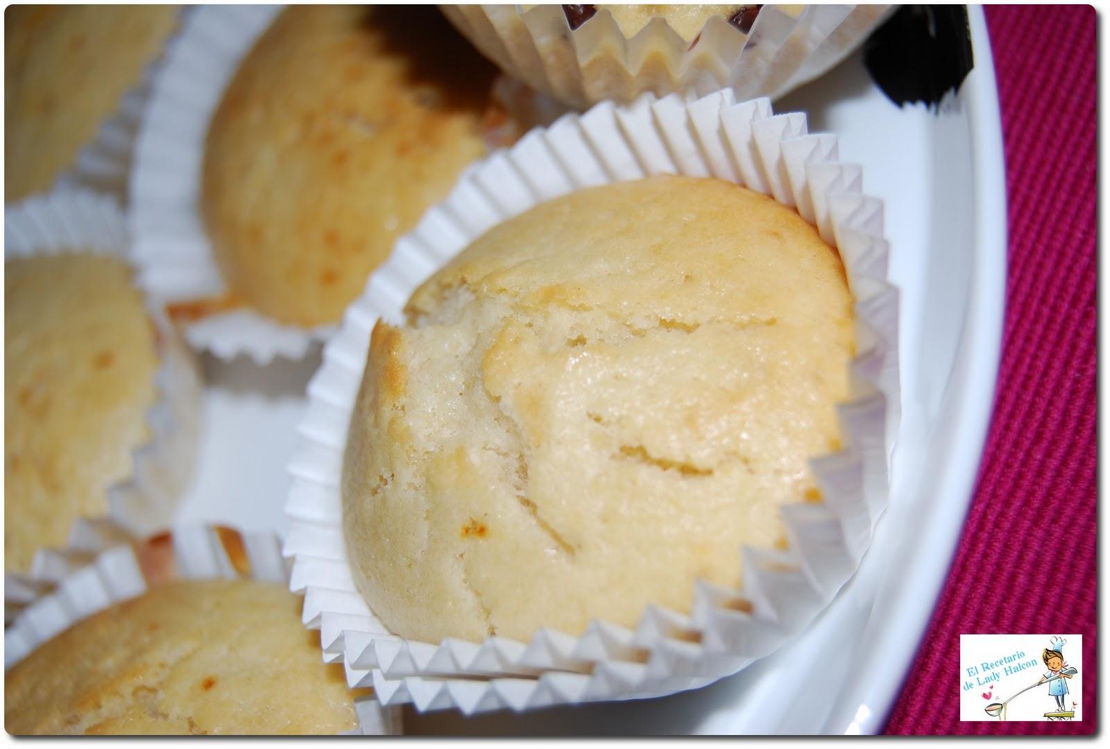 El recetario de lady halcon muffins - Pequerecetas magdalenas ...