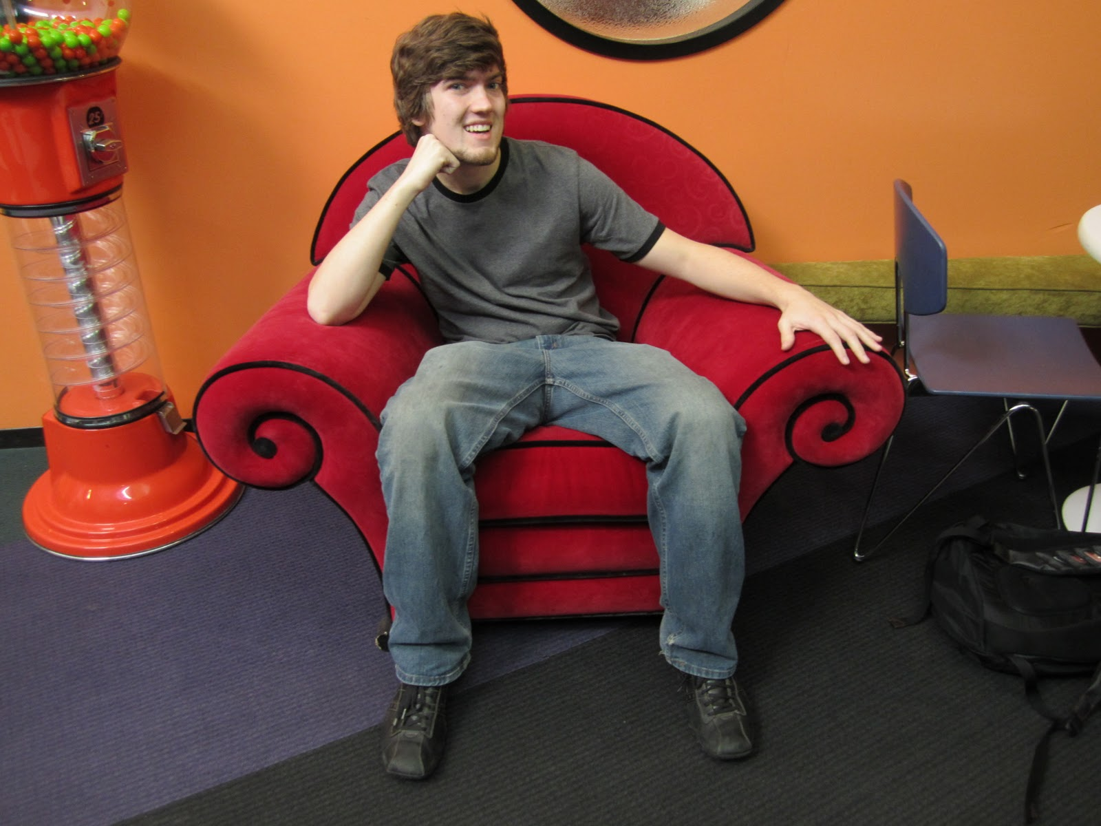 Blues Clues Thinking Chair thinking chair from Blues