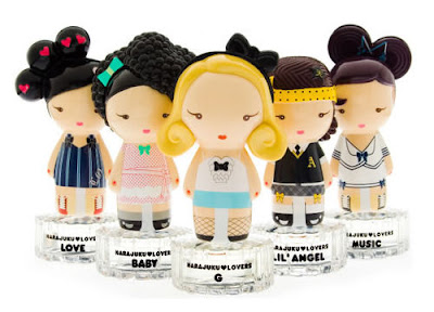 My top perfume picks of 2010 part 1 yes there 39 s still for Harajuku lovers perfume