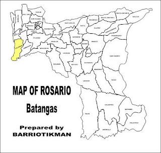 Barangay Colongan Rosario Batangas