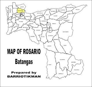 Barangay San Roque Rosario Batangas
