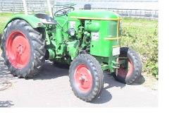 1954 Deutz tractor