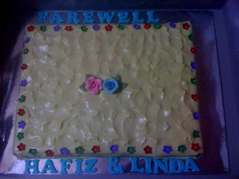 Love Suzana Cakelicious FAREWELL CUP CAKES Amp CARROT CAKE