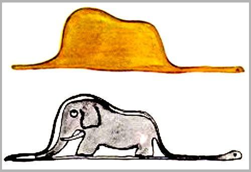 Mitos y leyendas... Boa-elefante