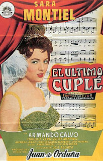 El último cuplé Poster