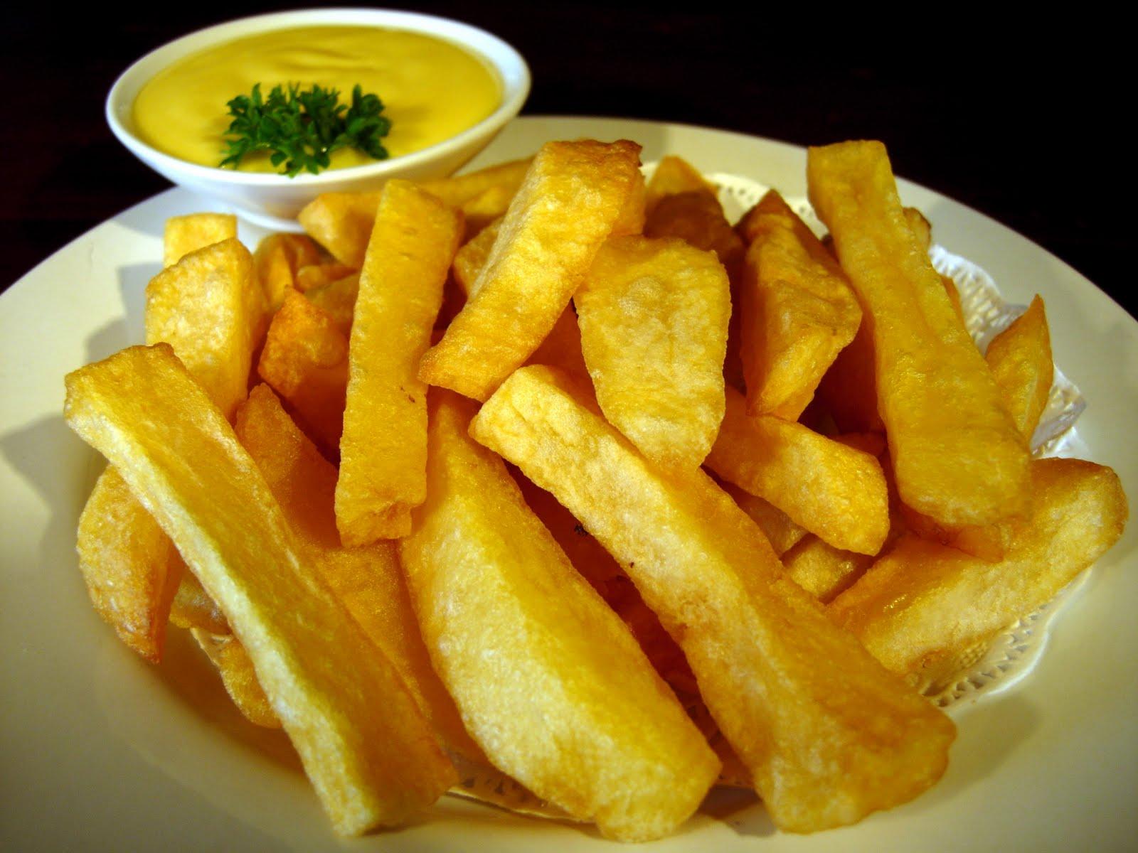 Belgian Frites Belgian fries