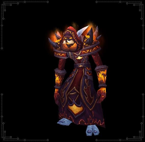 Priest Tier 11. The Rack: Tier 11 - Warlock/
