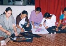 Women in Art Training