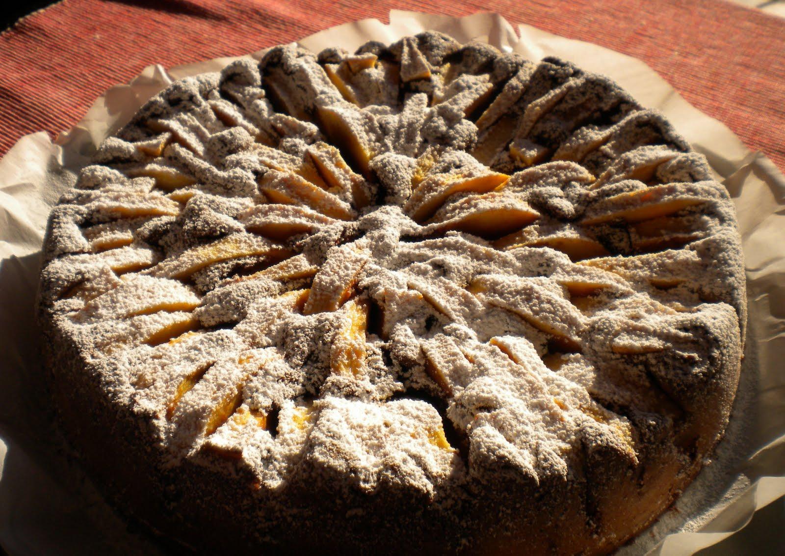 Torta mele e cioccolato, dolci | Rio Terà dei Pensieri