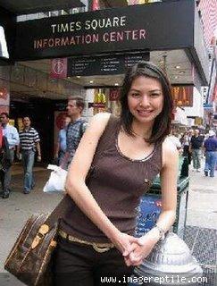 reporter televisi paling cantik