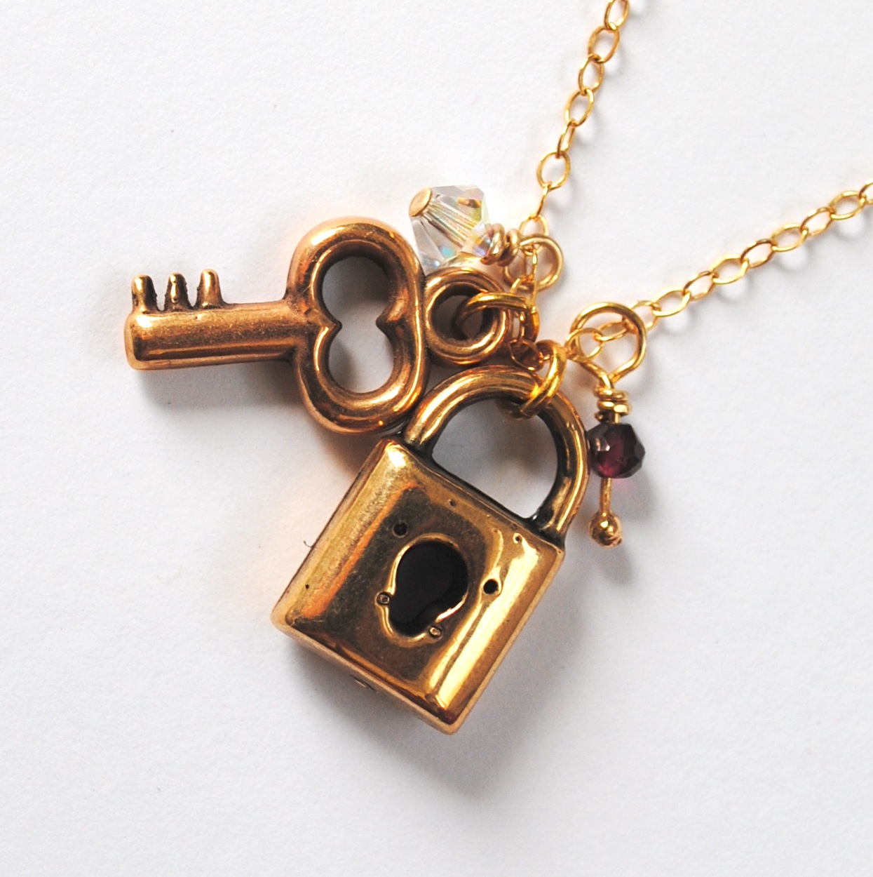 bead up the journey of handmade jewelry custom lock