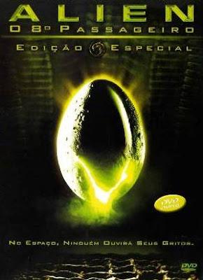 Filme Alien : O Oitavo Passageiro + Legenda