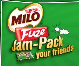Peraduan Milo Fuze