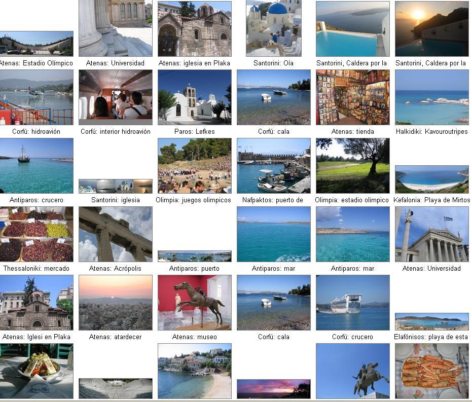 vacaciones islas griegas