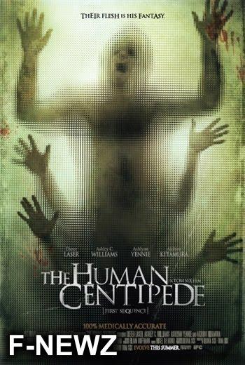 A Centopéia Humana – Legendado