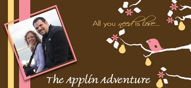 The Applin Adventure