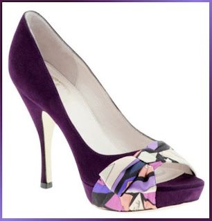 Designer's House: Pair of Gorgeous High-heeled Shoes We Wanted