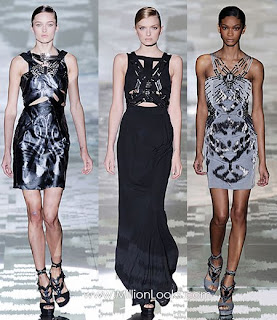 Designer's House: Gucci Spring/Summer 2010 Collection at MFW :  springsummer collection designer latest