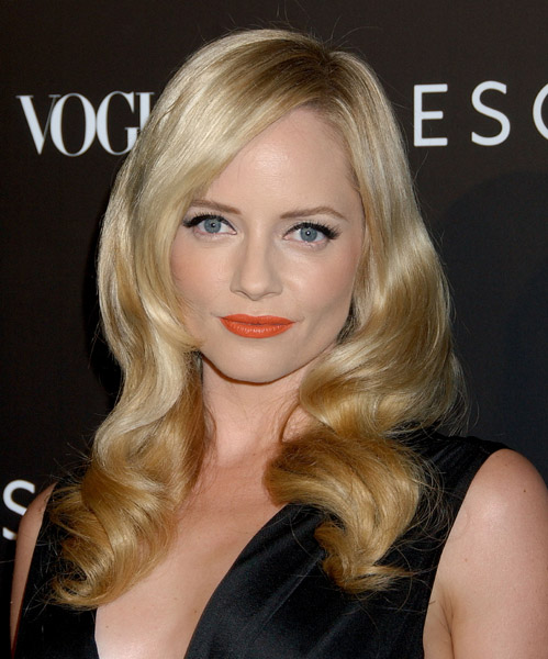 Celebrity hairstyles Marley Shelton