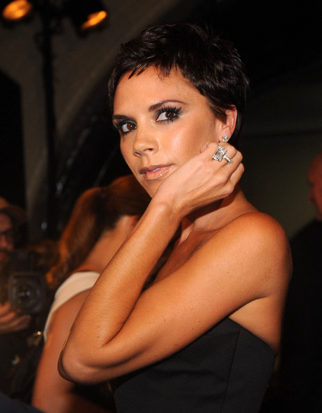 Victoria beckahm short hairstyles for fall 2008