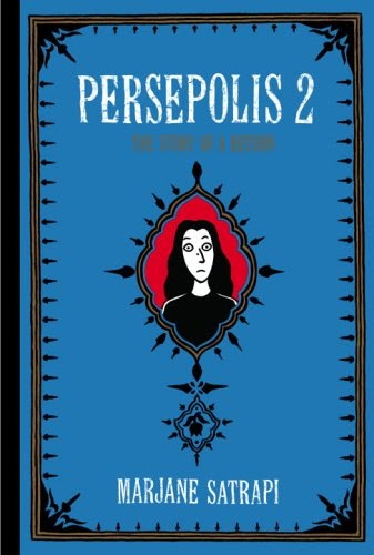 persepolis 2 the story of a return summary
