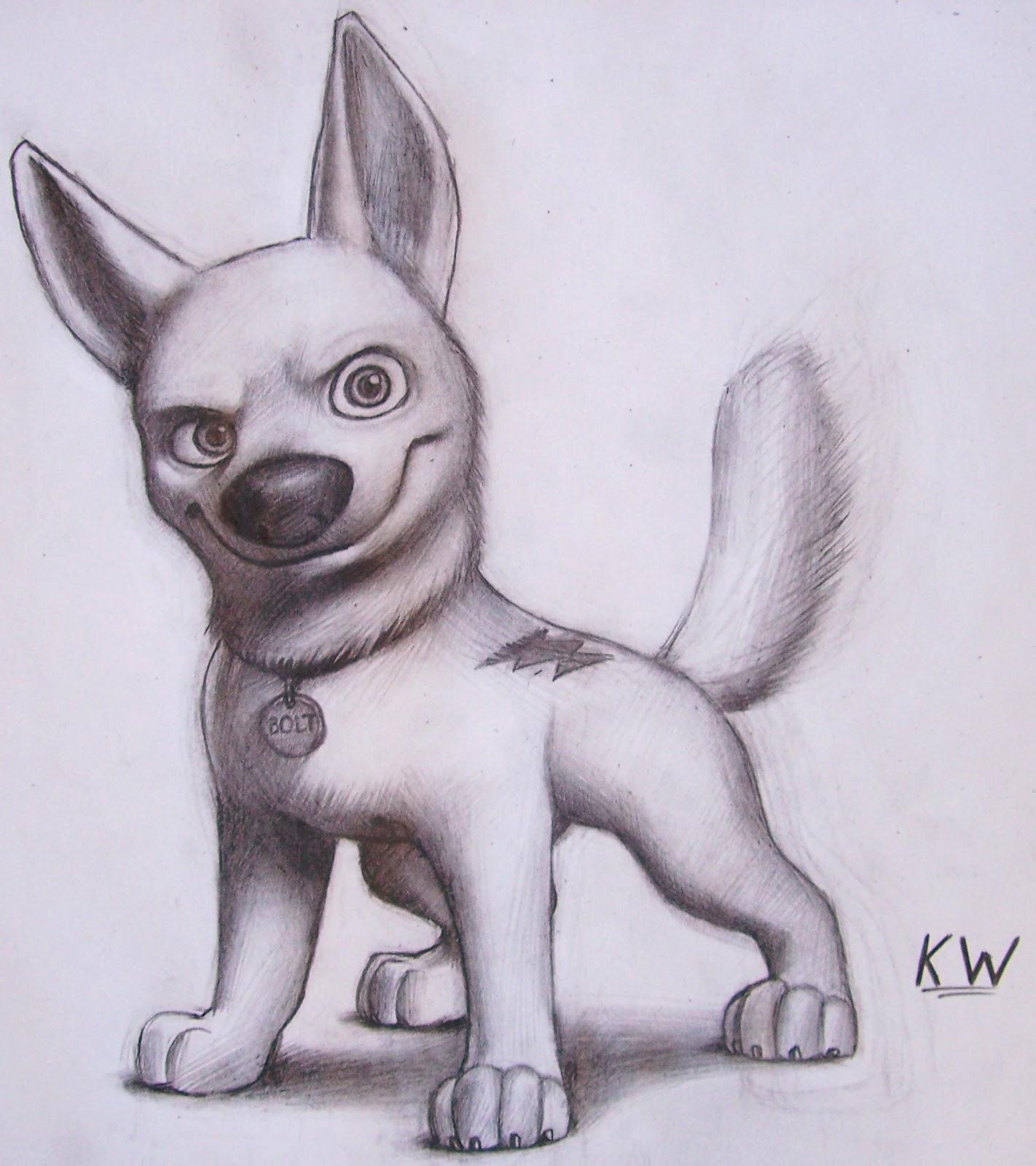 Easy Pencil Drawings: Tonal Drawings