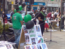 Leeds Pro Iran Demo 27th June