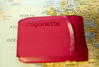 dragonette oyster card holder