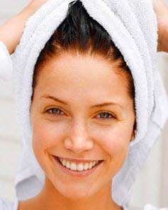 Le masque pour les cheveux les vitamines b6