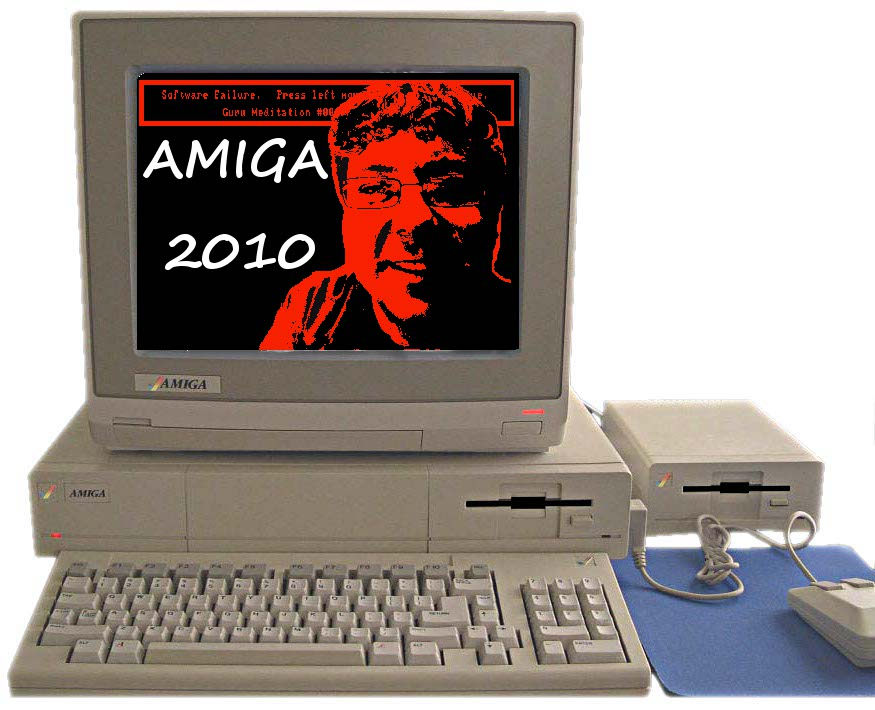 Is The Commodore Amiga really returning after 25 years?