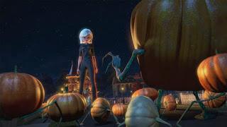 Monsters vs Aliens Halloween Special