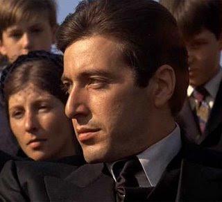 Al Pacino play Michael Corleone
