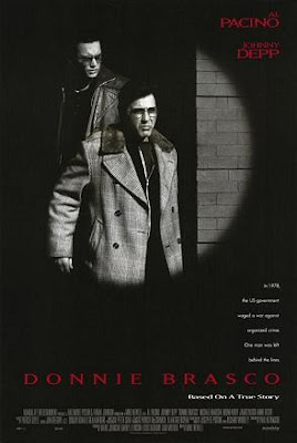 Donnie Brasco theatrical release poster