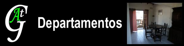 CATEGORIA DEPARTAMENTOS